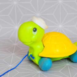 Tortue Fisher Price 1977